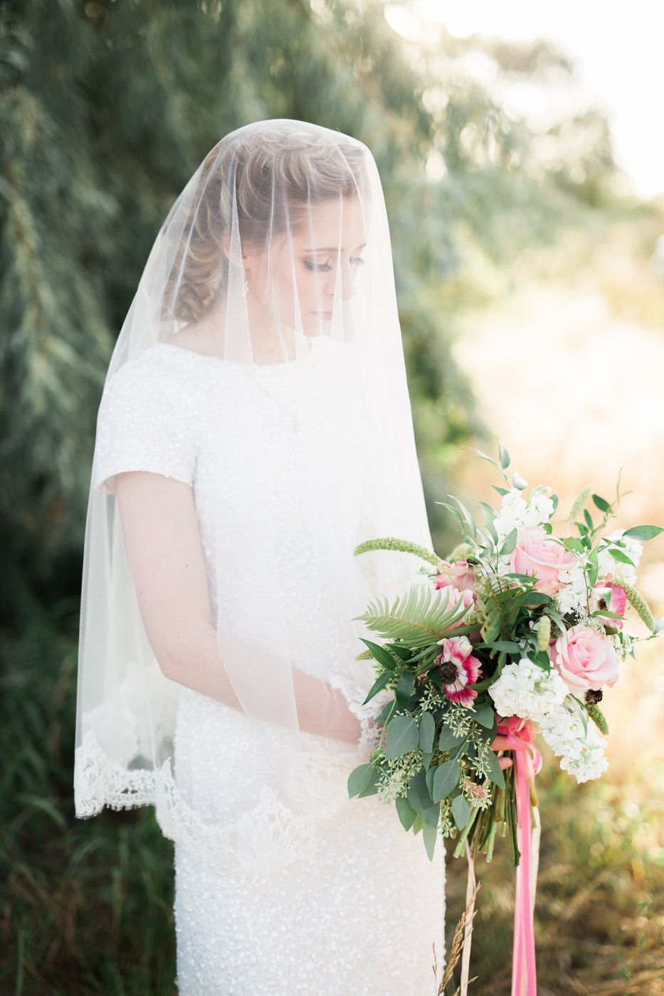 Idaho Falls Stylized Formal Shoot Weddings Gowns And Veils