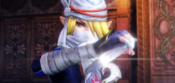 Heróis da série Zelda se reúnem em novo trailer de Hyrule Warriors