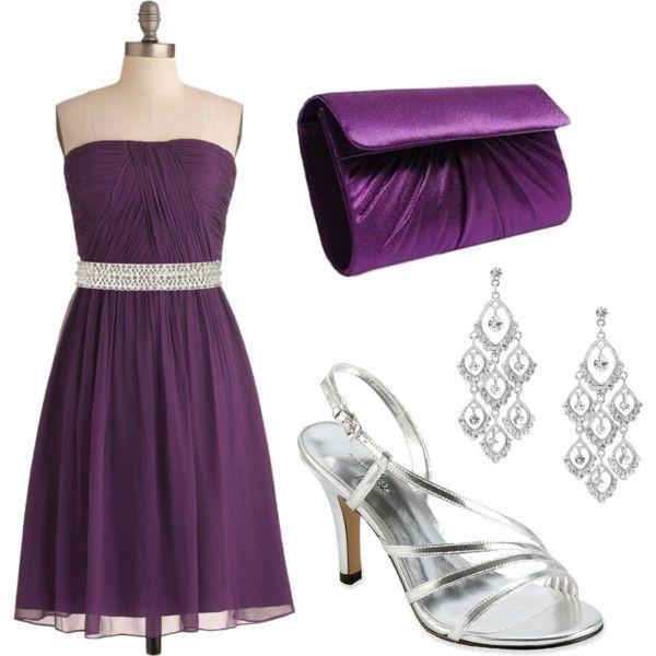 Wedding Outfit Bridesmaid Dresses Wedding Wear Purple Wedding