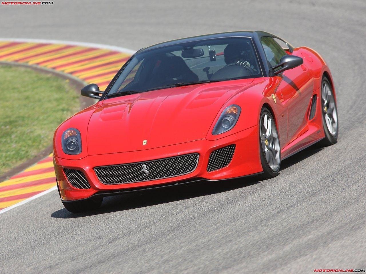 2011 Ferrari 599 GTO - Top Gear 2013 Jeremy Clarkson ...