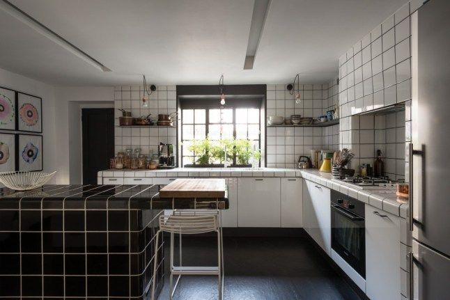 Stunning Kitchen ! Paul Archer Design-London