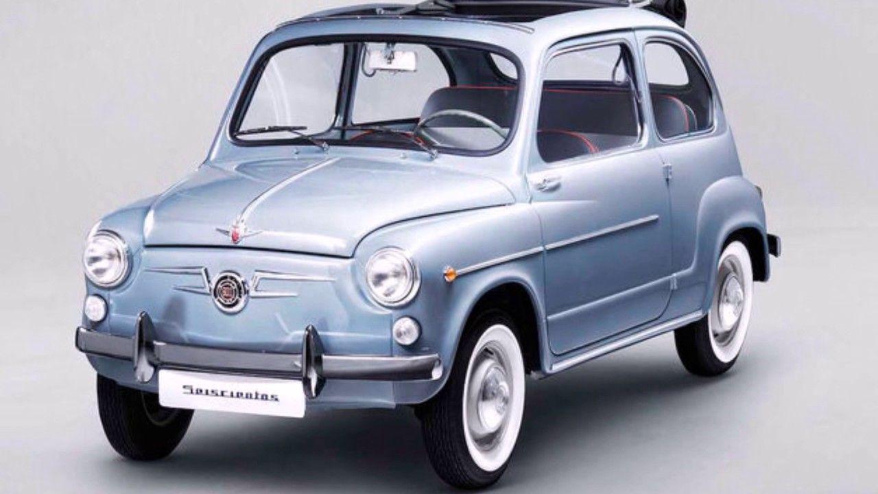 SEAT 600 RESTORED City car, Car, Fiat 600