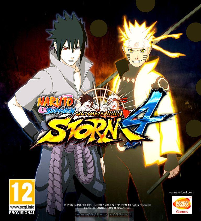 Naruto Shippuden Ultimate Ninja Storm 4 Free Download Naruto
