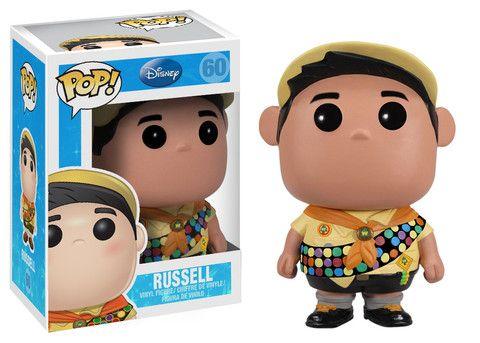 Pop Disney Russell Muñecos Pop Juguetes De Disney Muñecos Cabezones