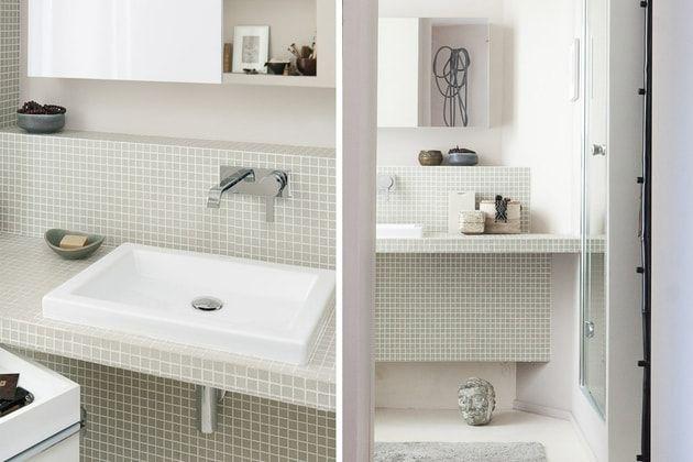 Carrelage salle de bains TROPICAL Pinterest Carrelage salle de