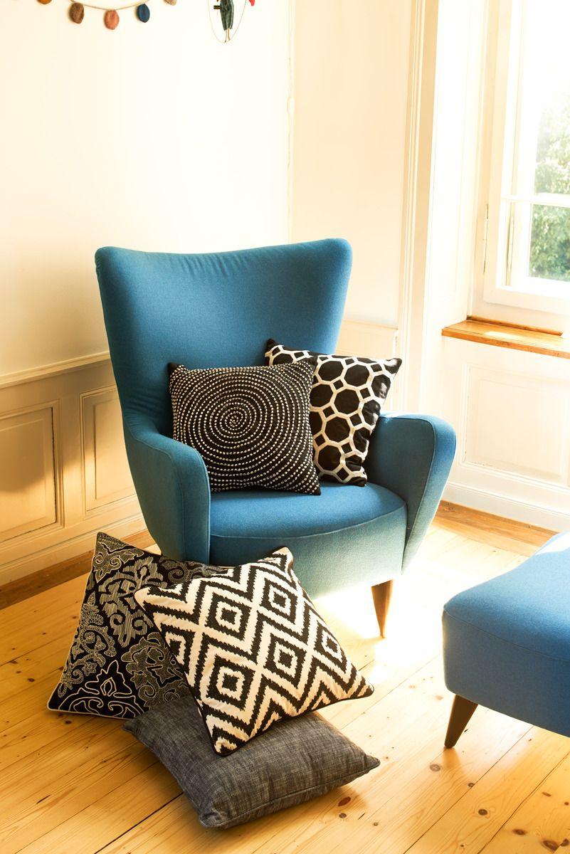 Sessel JANSEN, Blau, Auch In Anderen Farben Erhältlich