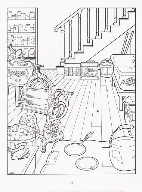 HAUNTED HOUSE Coloring book for Adults Relaxation  Meditation Blessing: Building  Coloring Book , Sketch books , Relaxation Meditation , Adult coloring books