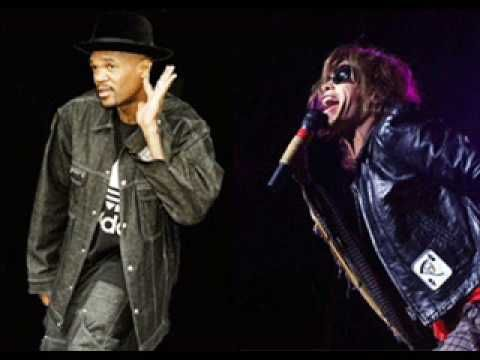 Run Dmc Walk This Way Feat Aerosmith Aerosmith Walk This Way Rapper Delight