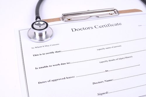 Get A Medical Certificate For Your Valid Leaves At Work