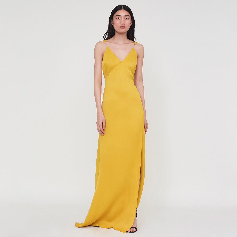 The Goldhawk Dress Outline Wolf Badger Dress Clothes For Women Wedding Guest Dress Wedding Guest Dress Summer [ 1500 x 1500 Pixel ]