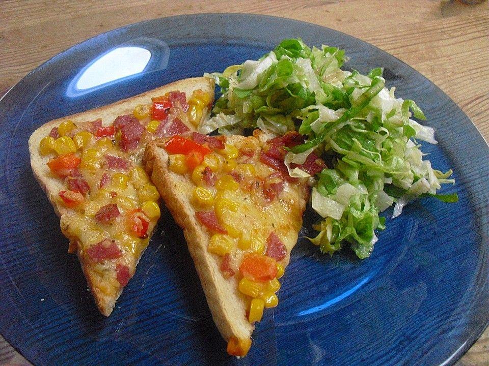 Superschnelle Pizzabrötchen 8