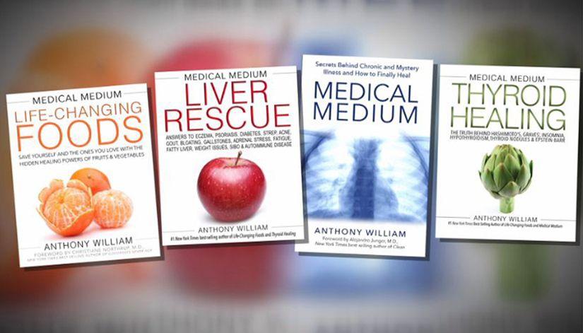 The Medical Medium S Books Anthonywilliams Books Medical Medium Medical Medium Anthony William Medical