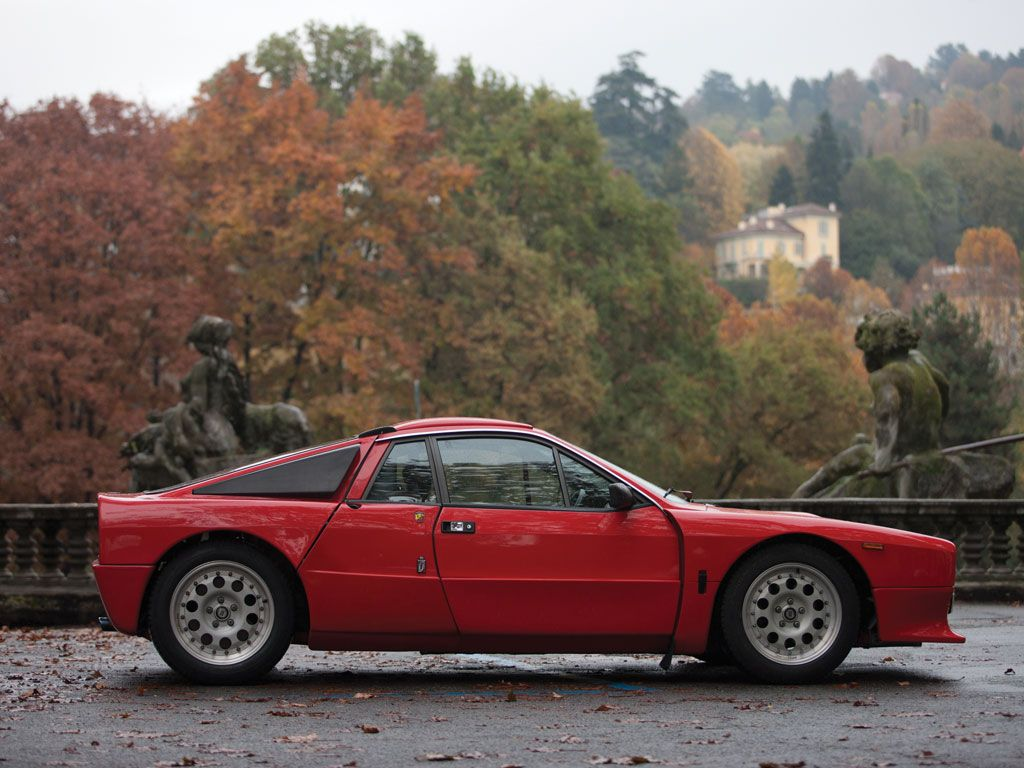 Lancia 037 Stradale | Golden Age of Automotive Lifestyle | Pinterest ...