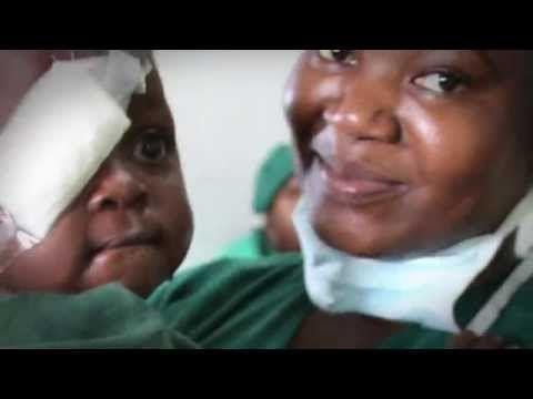 Video vom #Spatenstich für unsere neue Augenklinik in #Beira, #Mosambik. #EZA #Augenmedizin