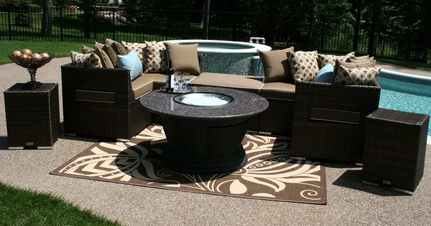 High End Patio Furniture For Our Space Luxury Patio Furniture