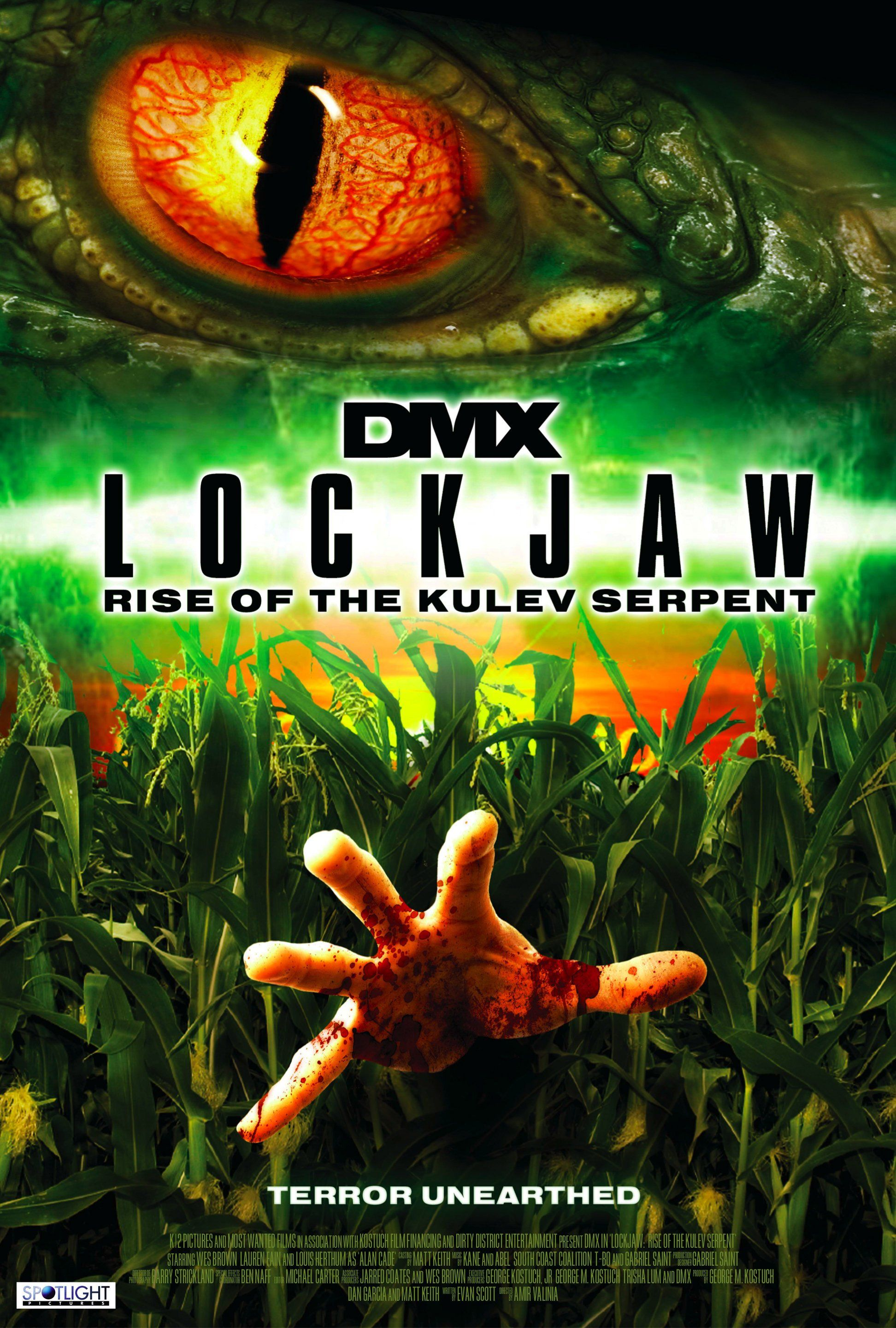 Lockjaw rise of the kulev serpent 2008 snakes movies