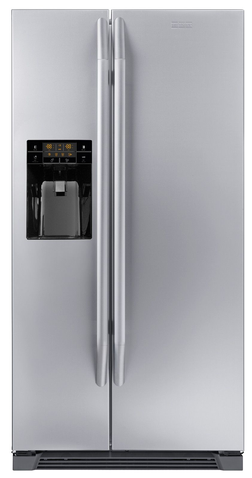 Side by side, il frigorifero FSBS 6001 NF IWD XS A di Franke con ...