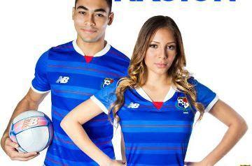 low cost 351cb db602 Panama 2015/16 New Balance Third Kit | Soccer Jerseys ...