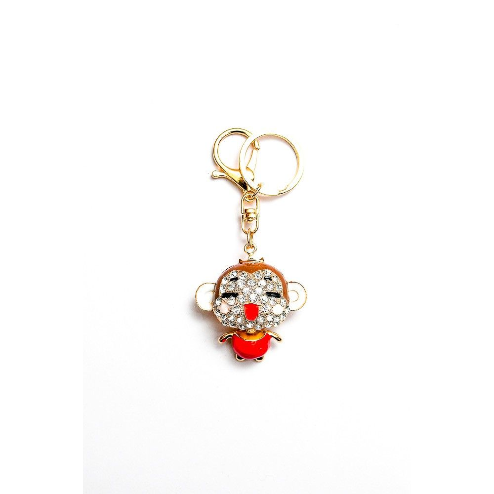 Metal Key Chain Monkey Rp 80.000