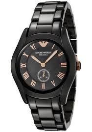 Emporio Armani Damen Armband CERAMICA Uhr AR1412