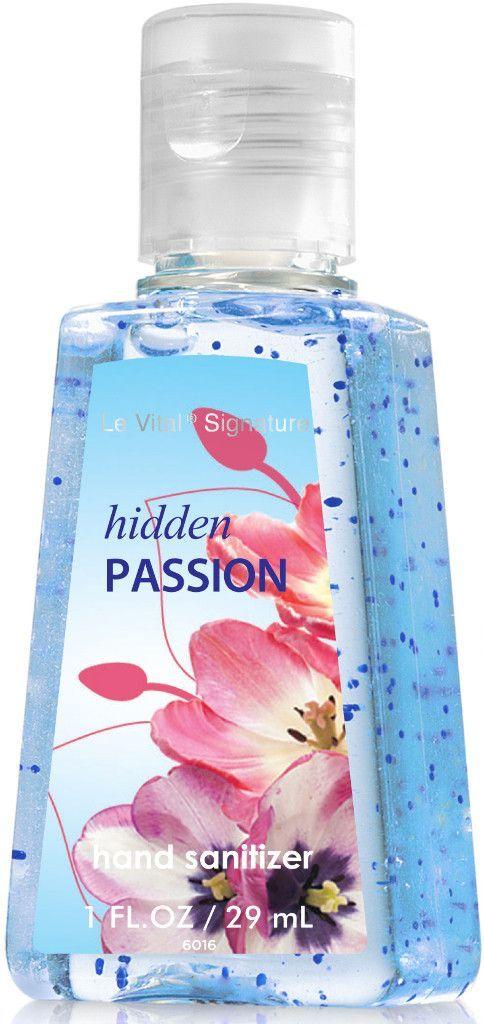 Hand Sanitizer Mini 1 Oz Hidden Passion Case Pack 144 Hand