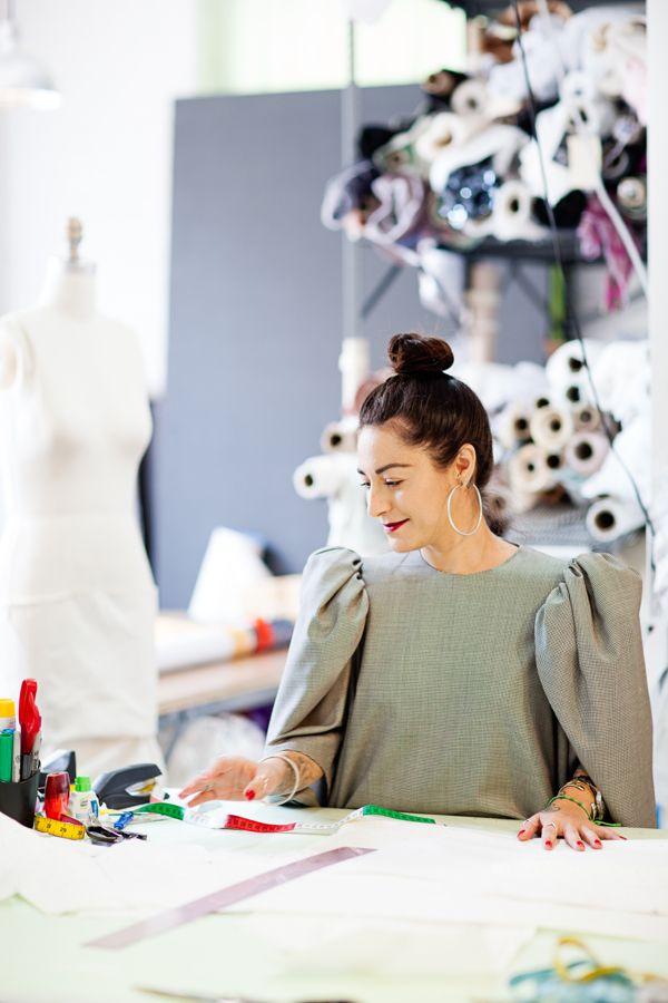 Her fashion! Katharine Polk of Houghton Bride / Matchbook Magazine / May 2014