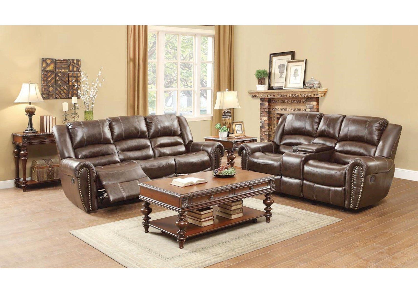 Lacks Center Hill 2 Pc Living Room Set Living Room Leather