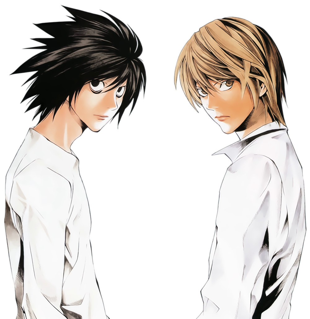L from death note pictures render death note renders - Manga death note ...