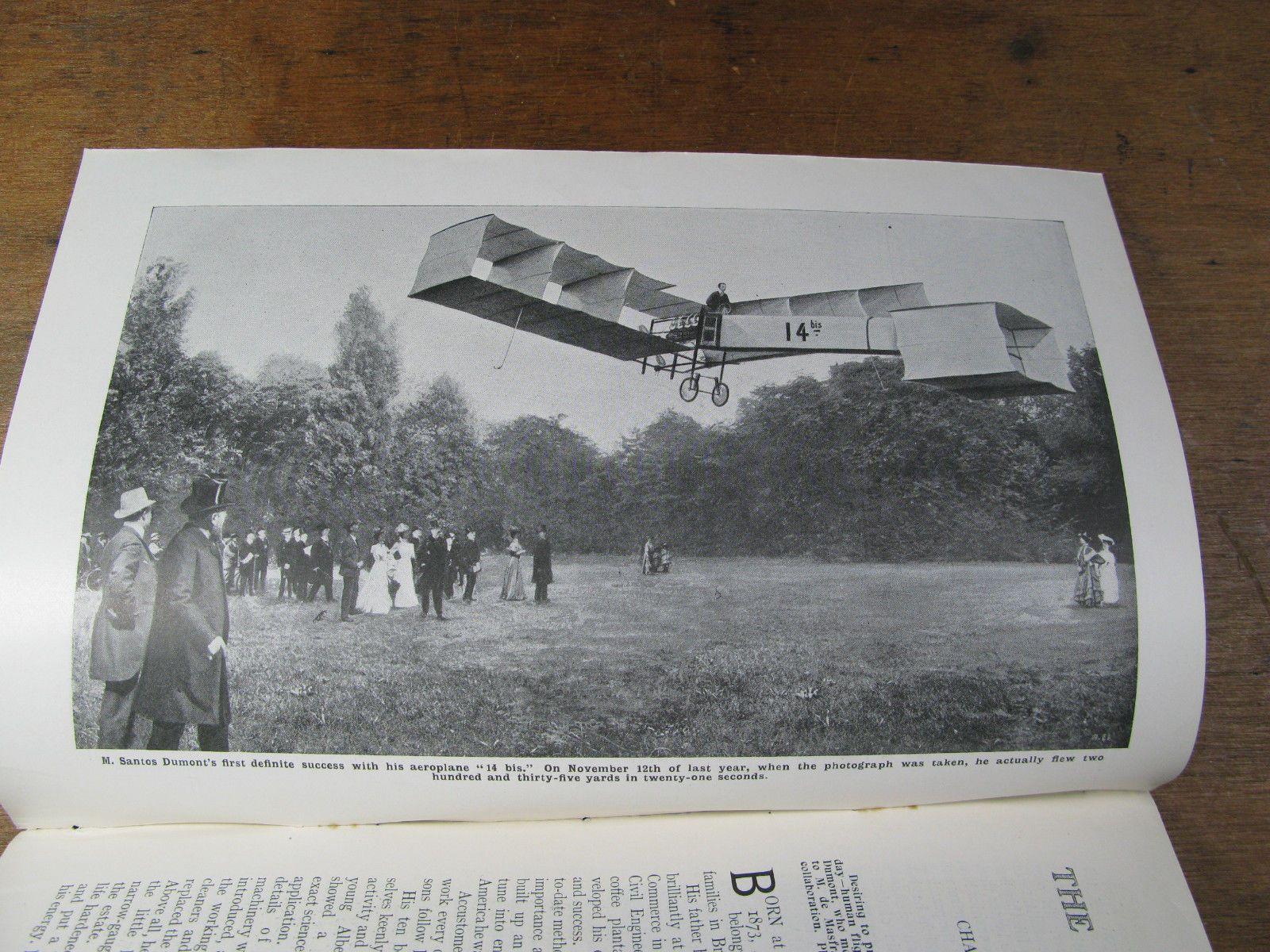 frys outdoor magazine 1907 santos dumont aviation interest 524 | eBay