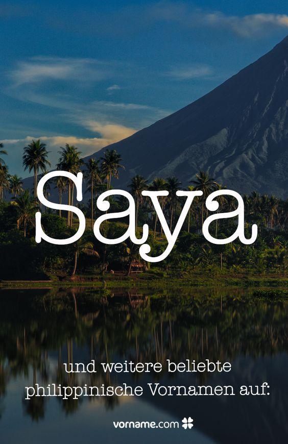 Philippinische Vornamen Mit Bedeutung Und Herkunft Vornamen Name Madchen Jungen Namen