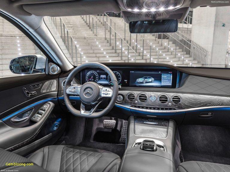 2019 Mercedes Benz S Class Interior Benz S Class Benz S