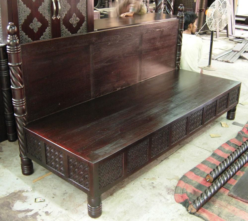 """S Antiques Indian on Twitter: """"Wooden Handmade Carving Sofa Daybed.... http://t.co/LwcXi5w9iP, #furniture #furnituredesign #interiordesign #sheesham http://t.co/LfZ6I9lUUz"""""""