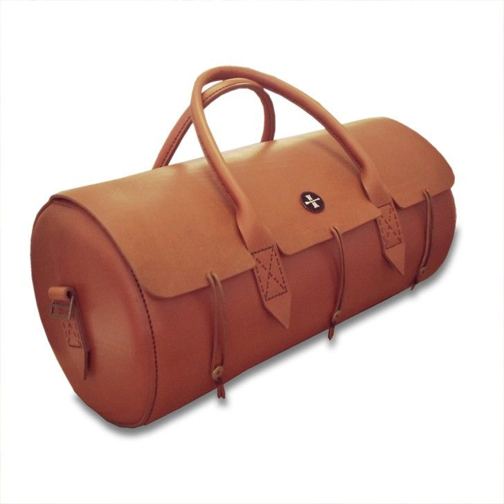 The Kerouac Duffel - Tan Leather - Wolf & Maiden, South Africa Africandy