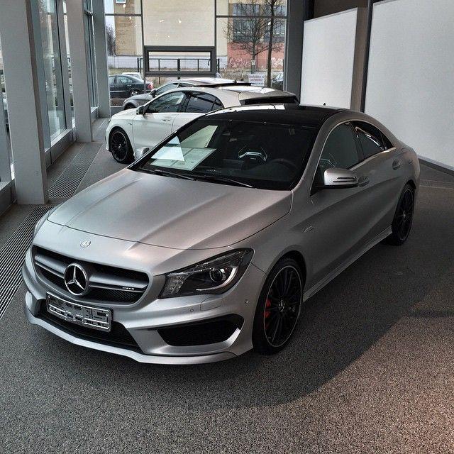 Mercedes Benz Cla 45 Amg Instagram Der Landgraf Cla 45 Amg