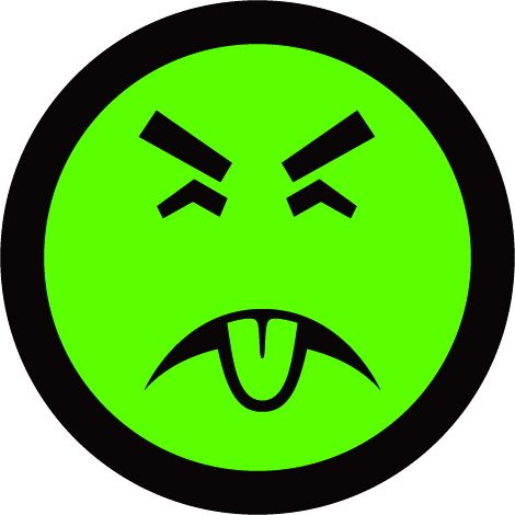 Mr Ick Mr Yuk Poison Control Are You The One Anger Management