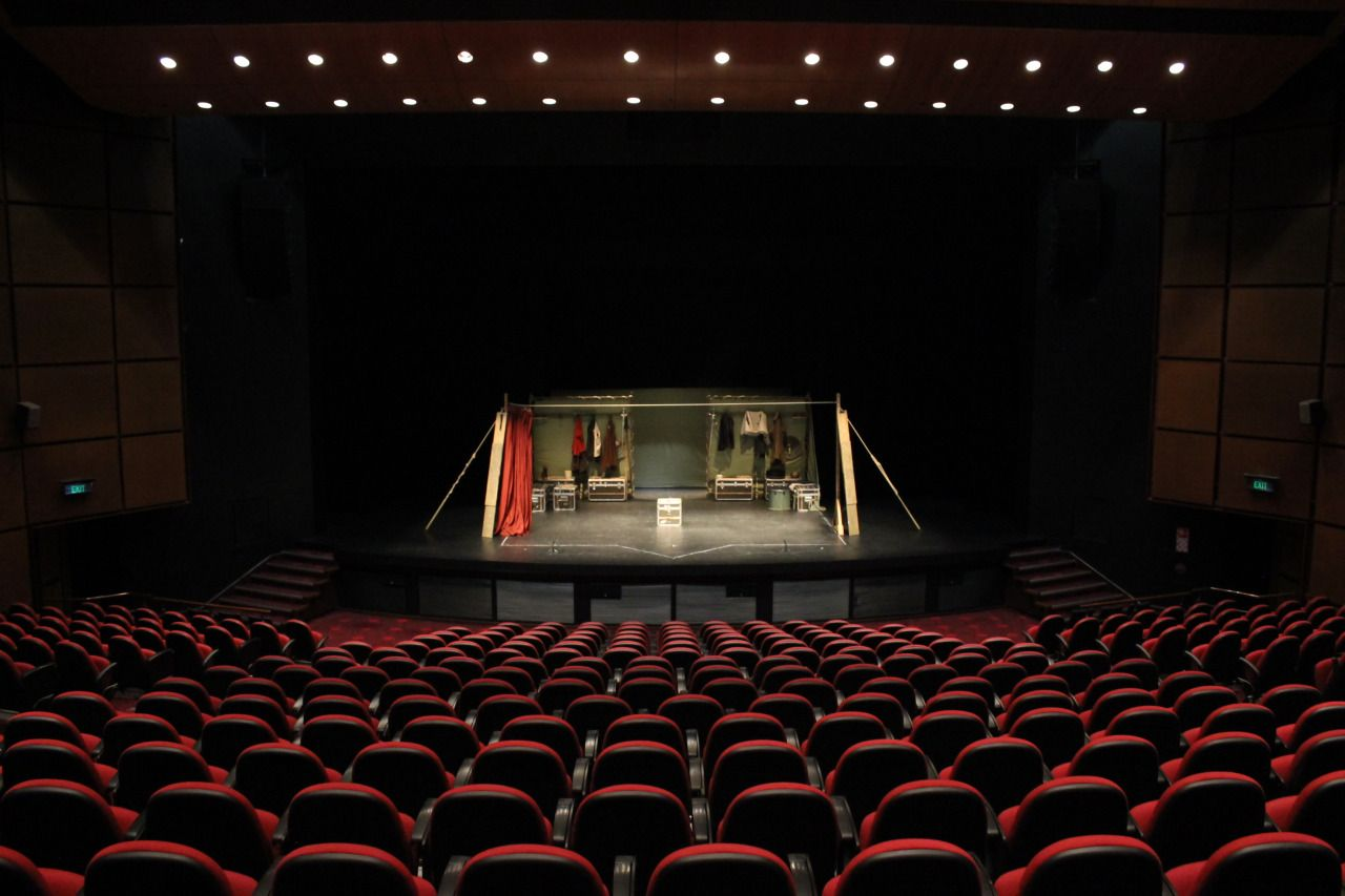 Venue 115 Skycity Theatre In Auckland Auckland C Amanda Wilkin Salle De Spectacle