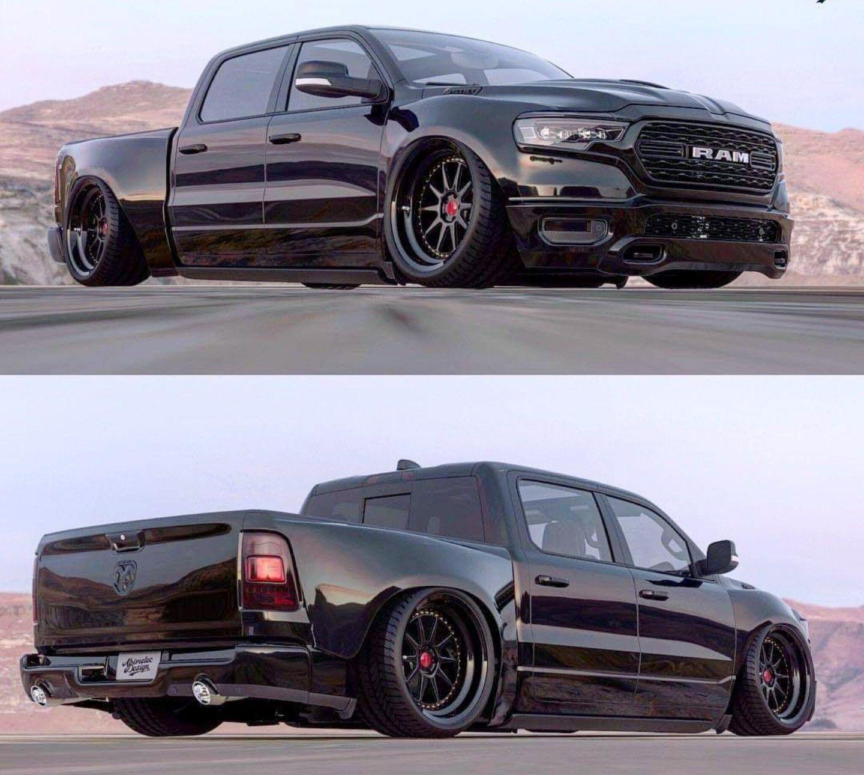 Pics Of Lowered Dodge Ram 1500 Extended Cab: Custom 2019 Dodge RAM 1500