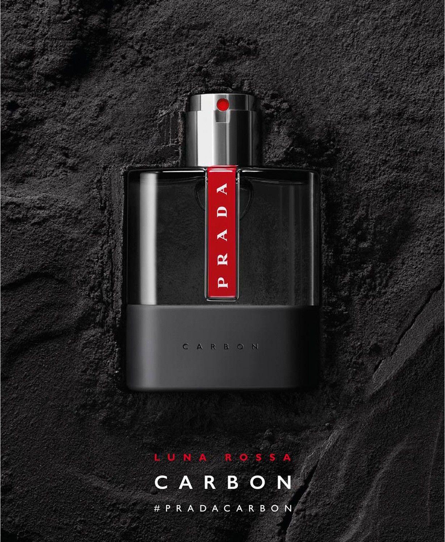 Prada Men's Luna Rossa Carbon Eau de Toilette Spray, 1.7 oz