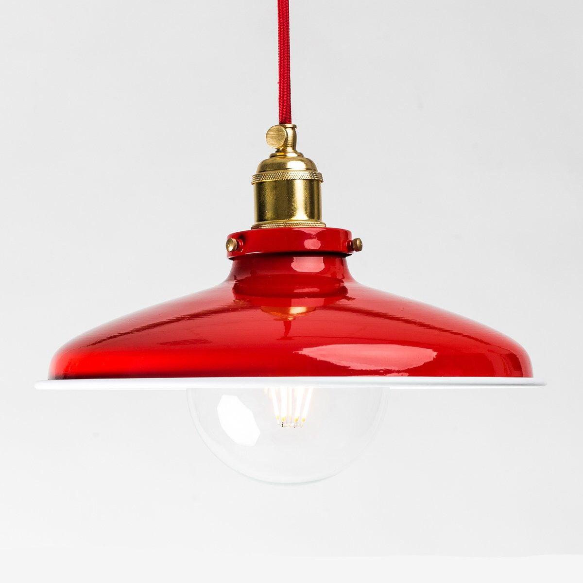 Red Pendant Light Kitchen Island Pendant Lighting Dine Room Etsy Red Pendant Light Red Kitchen Pendant Lights Pendant Light