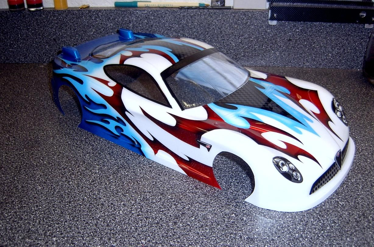 Your Custom Paintjobs - Page 898 - R/C Tech Forums | rc