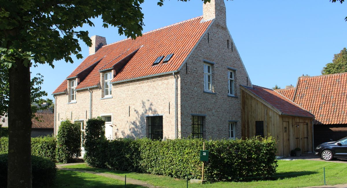 Nieuwbouw Kempische Woning Zetten