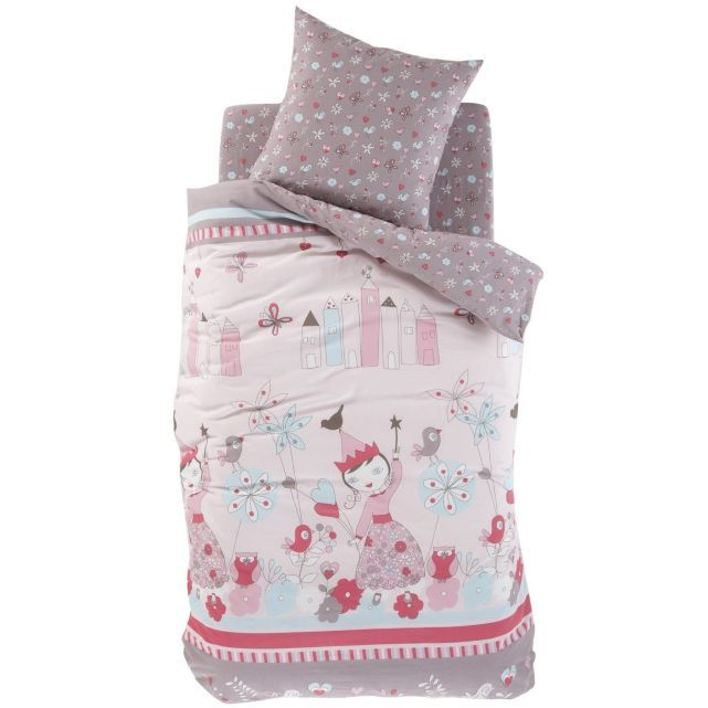 parure housse de couette taie pour enfant m lusine la redoute la redoute home pinterest. Black Bedroom Furniture Sets. Home Design Ideas