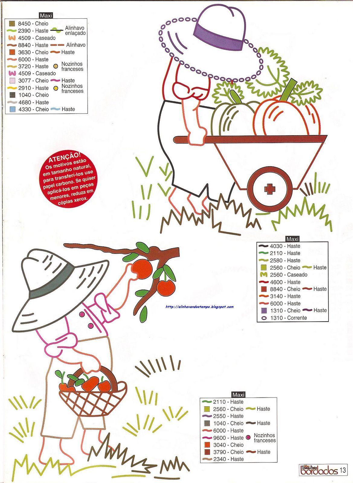 16.11-bl.1d-x.jpg] | Sun bonnet sue | Pinterest | Bordado, Lugares ...