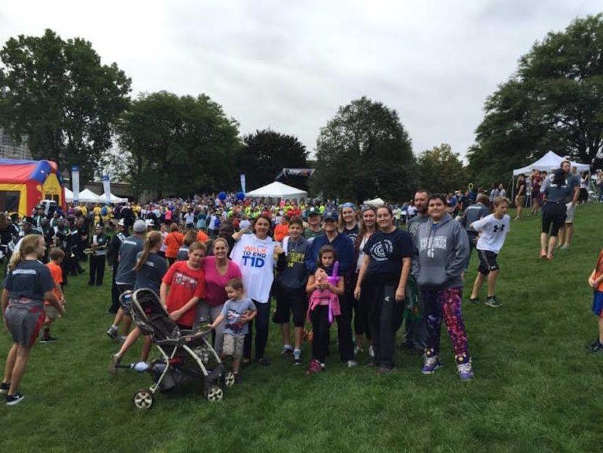 Ross Medical Kentwood Grand Rapids North Walk For Juvenile Diabetes Research Juvenile Diabetes Medical Community Events