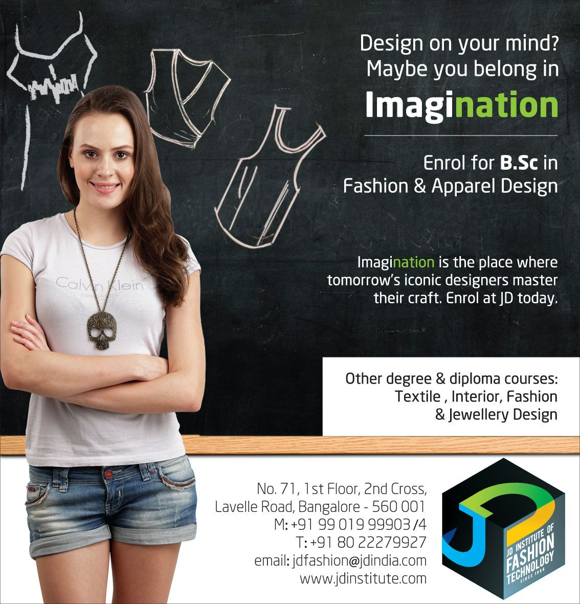 Top Fashion Designing Institute In Bangalore Www Jdinstitute Com Fashion Designing Institute Fashion Designing Course Fashion Designing Colleges