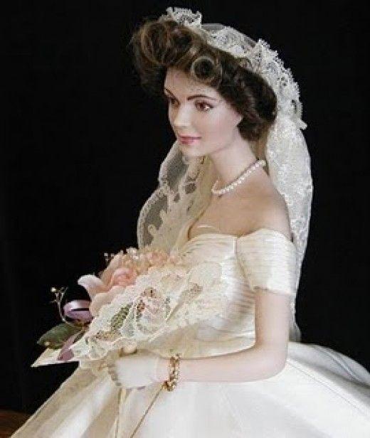Index Jbk Jacqueline Bouvier Kennedy Onassis Barbie Wedding