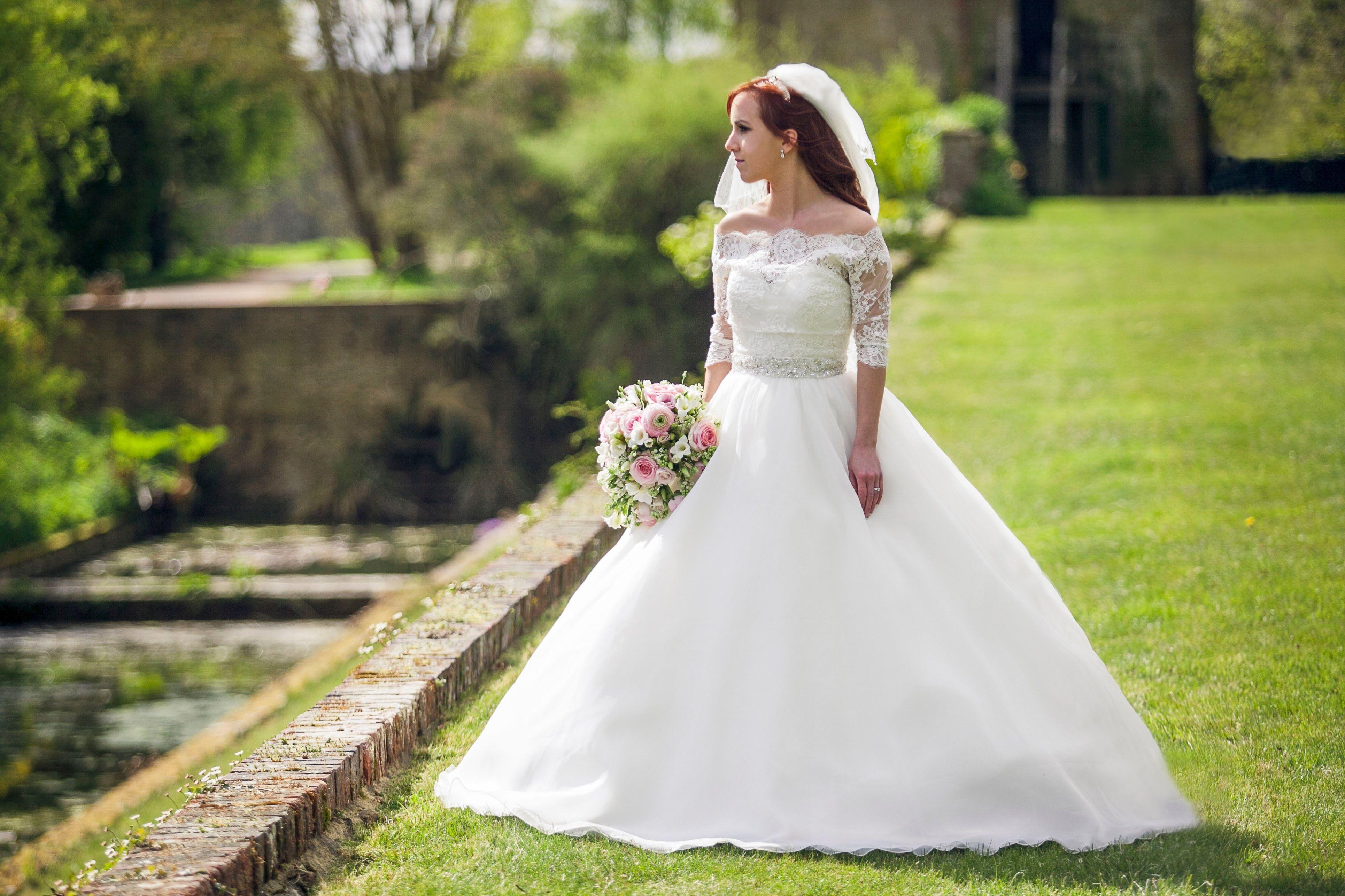 Custom lace coverup on mori lee wedding dress ideas