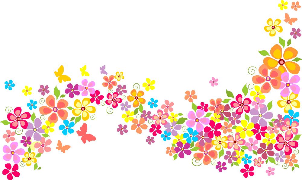 Flores Ilustraciones Png Para Artesania: Serie De Flores - Para Sublimar