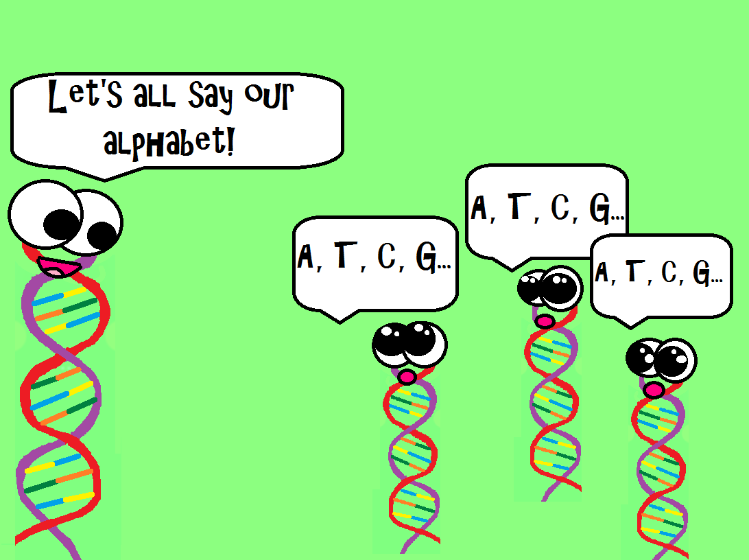 Happy National DNA Day! Just for fun (and STEM