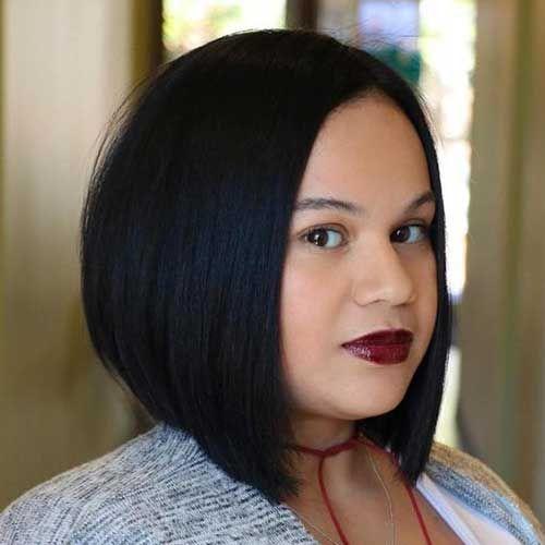 Sehr Beliebte Kurze Frisuren Fur Frauen Mit Rundem Gesicht